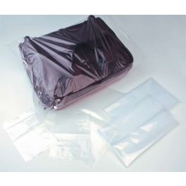 "12"" x 16"" LDPE-Plain Opened Bags, 2 mil (100 Pieces) [PE21216]"