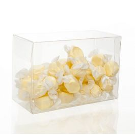 "4 1/8"" x 3"" x 6 1/8"" Crystal Clear Boxes® (25 Pieces) [FPB155]"
