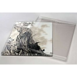 """11 1/8"""" x 5/8"""" x 14 1/16"""" Crystal Clear Boxes® (25 Pieces) [FPB170]"""