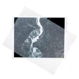 "9"" x 12"" Glassine Paper Sheet (25 Pieces) [GS9]"
