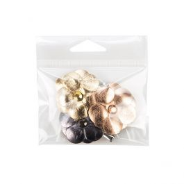 "3 9/16"" x 2 1/2"" + Flap, Crystal Clear Hanging Bag (100 Pieces) [HB32]"