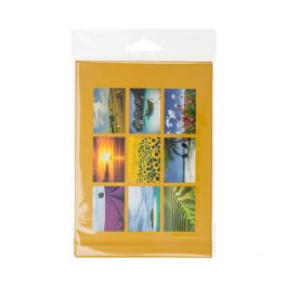 """4 5/8"""" x 6 3/8"""" + Flap, Crystal Clear Hanging Bag (100 Pieces) [HB4X6XL]"""