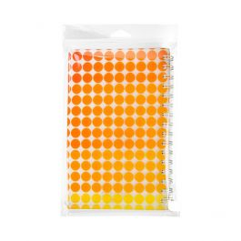 "6 1/2"" x 9 1/2"" + Flap, Crystal Clear Hanging Bags (100 Pieces) [HB6H9H]"