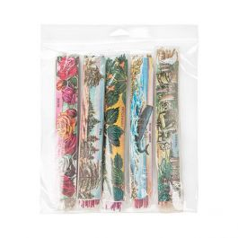 """8 1/2"""" x 9 1/4"""" + Flap, Crystal Clear Hanging Bag (100 Pieces) [HB89]"""
