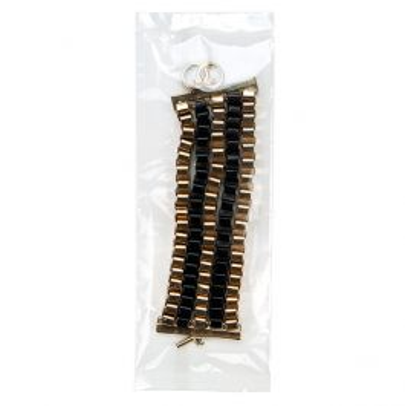 "3"" x 8"" Laminated Heavy Duty Heat Seal Bags (100 Pieces) [SLB38]"