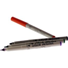 Black, Broad Point Slick Writer [SW480]