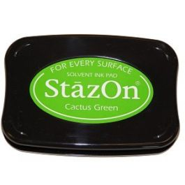 Cactus Green StazOn Ink Pad [SZ52]