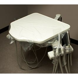 """10 1/2"""" x 14"""" Dental Tray Covers (500 Pieces) [DB1014]"""