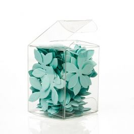 """1 1/2"""" x 1 1/2"""" x 2"""" Crystal Clear Value Boxes (50 Pieces) [VB291]"""