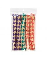 """4"""" x 6"""" Crystal Clear Zip Bags + Round Hang Hole + Vent, 2 mil (100 Pieces) [ZR46V]"""