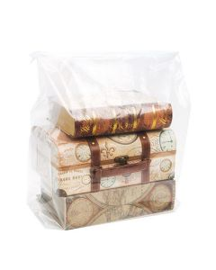 "16"" x 8"" x 27"" Heavy Duty Square Bottom Bags (50 Pieces) [4GSB2] CLOSEOUT SALE!"