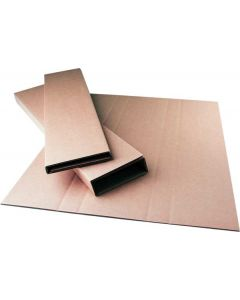 "24"" x 1"" x 5 1/2"" Airsafe Art Box Spacer (10 Pieces) [AIRS1]"