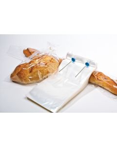 "6"" x 28"" Micro-Perforated Bread Bags (250 Pieces) [MPF628]"