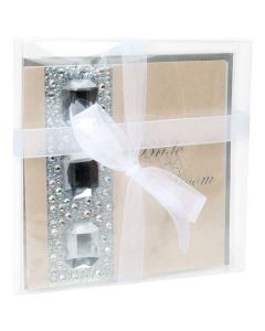 """6 1/8"""" x 5/8"""" x 6 1/16"""" Crystal Clear Boxes® (25 Pieces) [FB13]"""