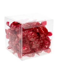 """4"""" x 4"""" x 4"""" Crystal Clear Boxes® (25 Pieces) [FB56]"""