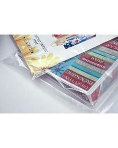 """3"""" x 8"""" LDPE-Plain Opened Bags, 1.5 mil (100 Pieces) [PE1H38]"""
