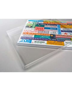 """8 5/8"""" x 5/8"""" x 11 1/8"""" Crystal Clear Photo Box (25 Pieces) [FPB65]"""
