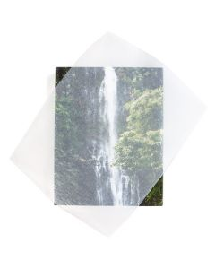 "14"" x 18"" Glassine Paper Sheet (25 Pieces) [GS14]"