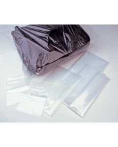 "2 1/4"" x 6"" LDPE-Plain Opened Bags, 3 mil (100 Pieces) [PE32Q6]"
