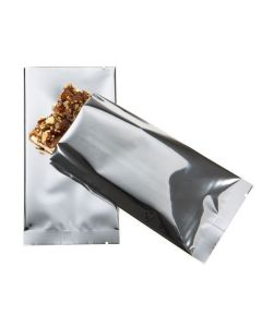 Food safe silver packaging
