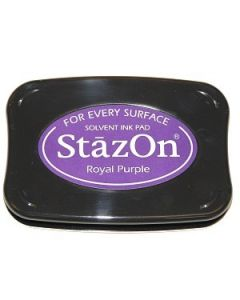 Royal Purple StazOn Ink Pad [SZ101]