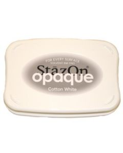 Cotton White, StazOn Ink Pad Set [SZ110]