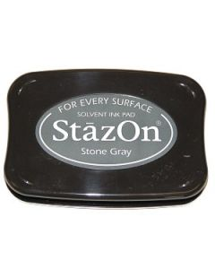 Stone Gray StazOn Ink Pad [SZ32]