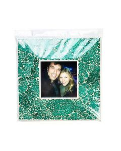 "9"" x 9"" Crystal Clear Zip Bags, 2 mil (100 Pieces) [ZC99]"