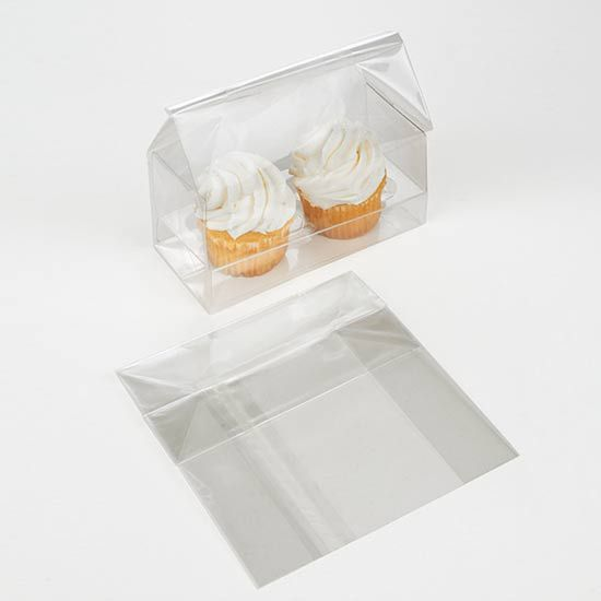Cupcake Packaging With Insert