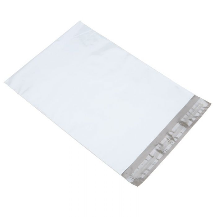 9 X 12 White Poly Mailer Bag