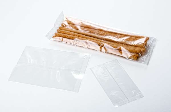 9 X 12 Flat Heat Seal Bags 1 2mil 100 Pieces