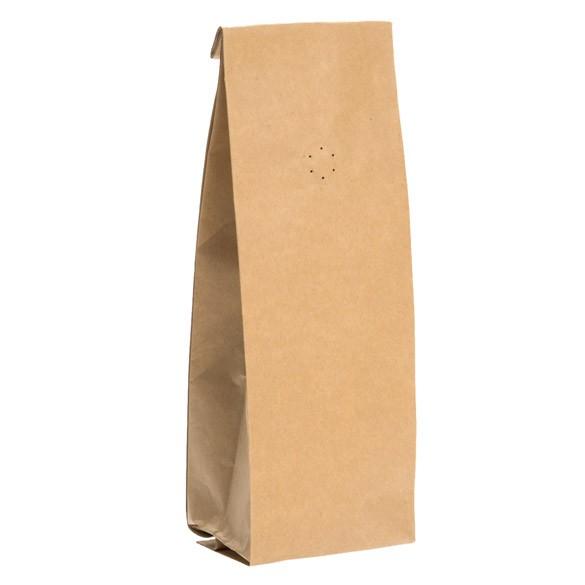 Kraft High Barrier Coffee Bags One